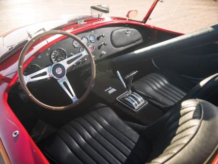 Shelby Cobra CSX3178 interior