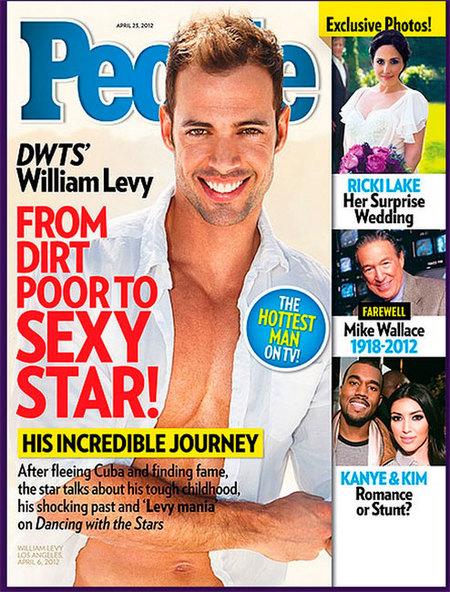 ¡Buenorro a la vista! William Levy es el hombre más sexy del 2012