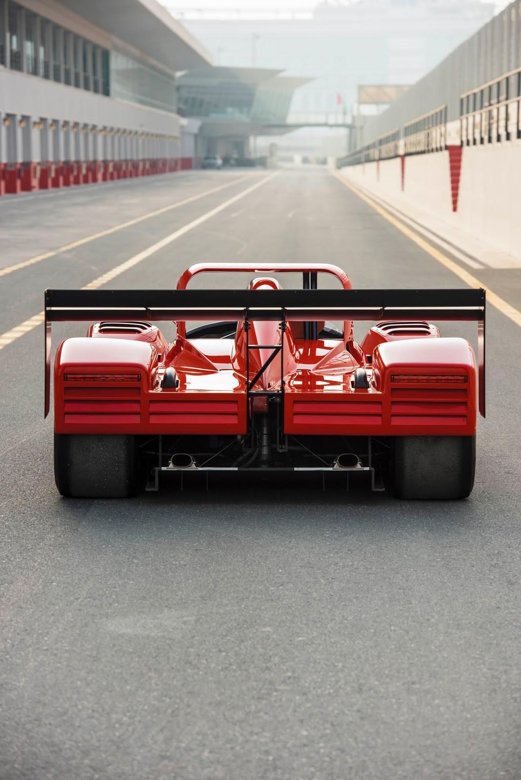Foto de Ferrari 333 SP de 1994, a subasta (10/24)