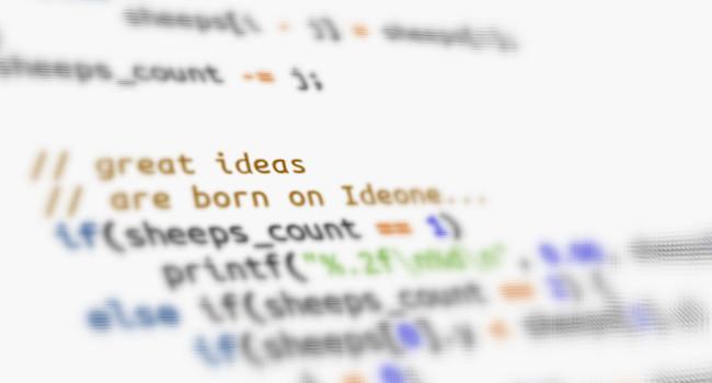 Ideone, el compilador online con más de 60 lenguajes de programación