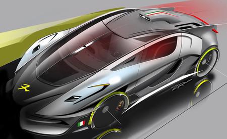 Frangivento Asfanè DieciDieci: un superdeportivo híbrido de 1.010 CV... que llegará a producción