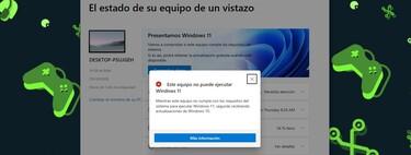 Windows 11: requisitos mínimos y cómo saber si tu PC es compatible