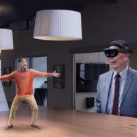 Los hologramas de Star Trek se hacen un poco más reales gracias a las HoloLens y el legendario Mr. Sulu