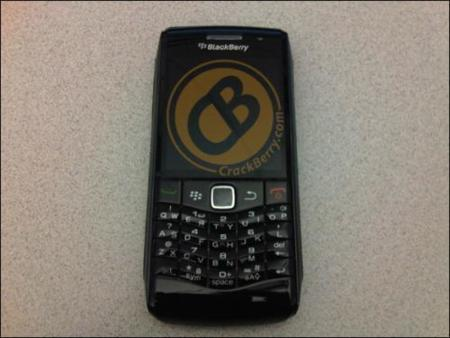La nueva BlackBerry Pearl en camino
