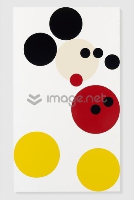 Mickey Mouse sirve de inspiración a Damien Hirst para recrear su imagen por una causa solidaria
