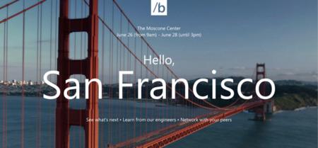 Sigue las presentaciones de Microsoft en el Build con Xataka Windows