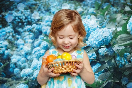 La búsqueda de huevos de Pascua, una actividad divertida para hacer con niños esta Semana Santa