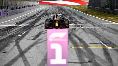 Verstappen Red Bull Ring F1 2021