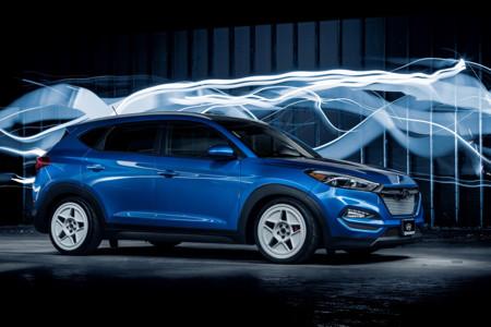 No le dejes tu Hyundai Tucson a Bisimoto Engineering, que mira la que te puede liar