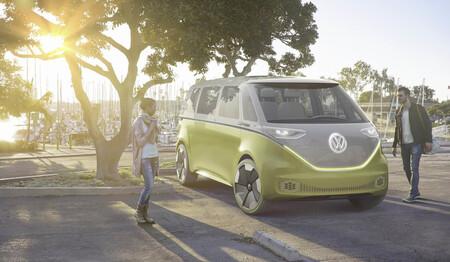 Volkswagen Combi electrico 2021