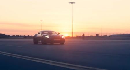 Aston Martib DBS Superleggera 007 Edition en 'No time to die'