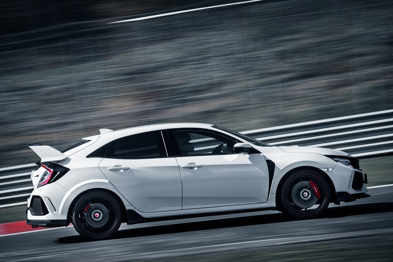 Foto de Honda Civic Type R v SEAT Leon Cupra v Ford Focus RS (1/17)
