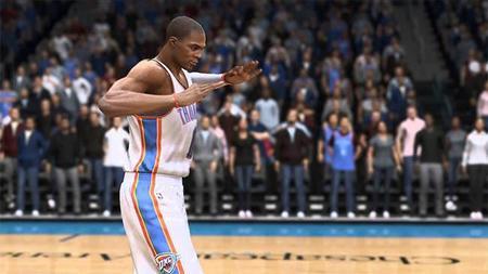 Podremos practicar nuestros mates, triples y pases con la demo de NBA Live 15