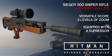 Hitman Francotirador