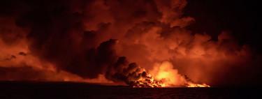 En mitad del infierno que provocó el volcán Kilauea, estos científicos acaban de encontrar una enorme explosión de vida submarina