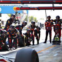 Cómo cambiar 16 ruedas en 8,2 segundos: lo hizo el equipo Red Bull de Fórmula 1 en el Gran Premio de España