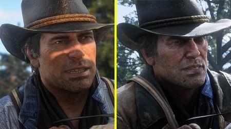 Así ha cambiado visualmente Red Dead Redemption 2 desde su tráiler de 2017