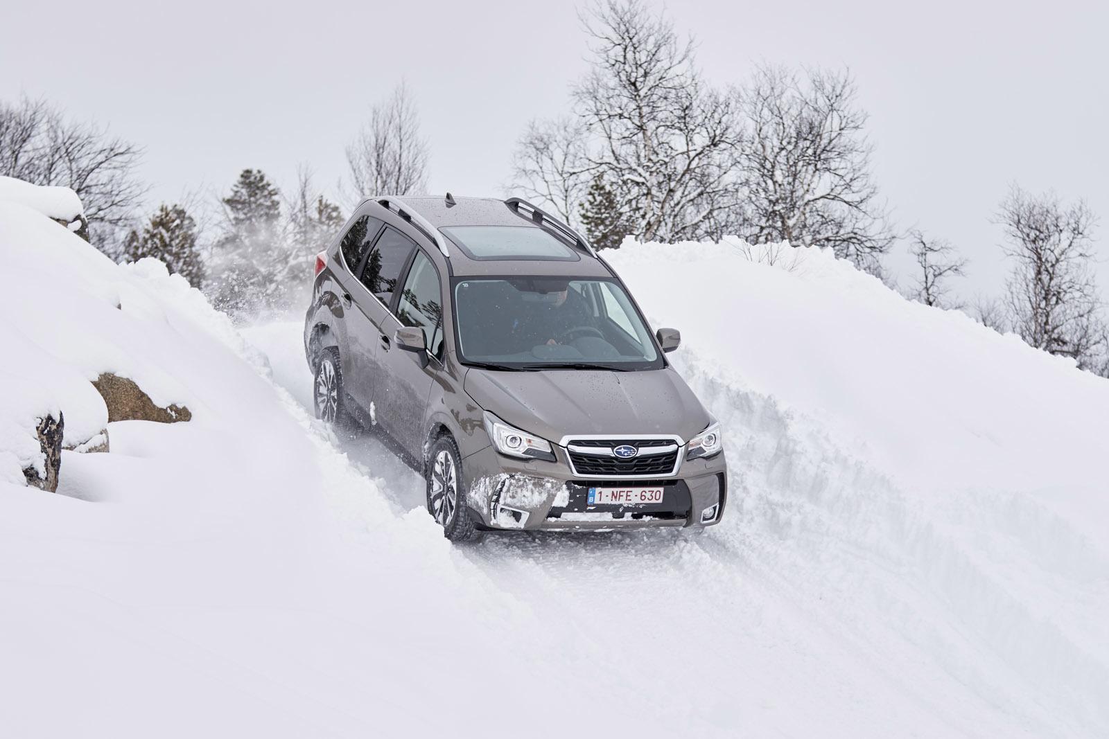 Foto de Subaru Snow Drive 2016 (16/137)