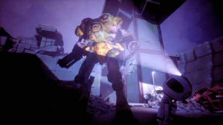 En Dreams también se podrán crear escenarios tenebrosos, como demuestra su hora de gameplay