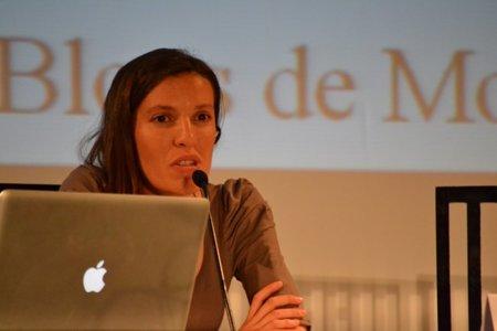 Beatriz Vera Poseck Jornadas Blogs de moda