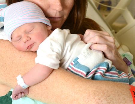 Tiempo de ingreso tras el parto