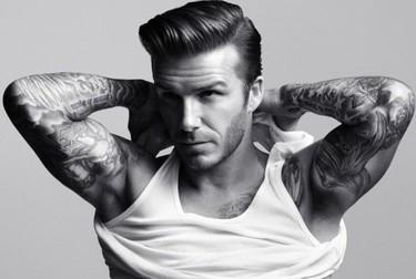 David Beckham protagonizará el primer 'solo' masculino en la portada de Elle UK