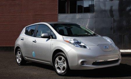 Nissan LEAF en EE.UU.: más equipamiento de serie para 2012 (a costa de subir el precio)