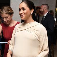 Meghan Markle sigue deslumbrando en Marruecos con un look propio de los Oscar firmado por Dior
