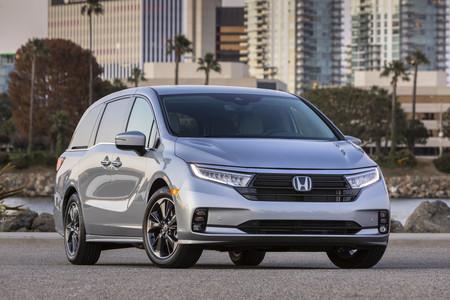 Honda Odyseey 2021