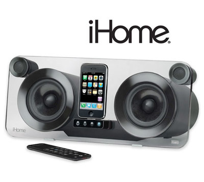 iHome iP1 Studio, dock con altavoces para iPhone e iPod
