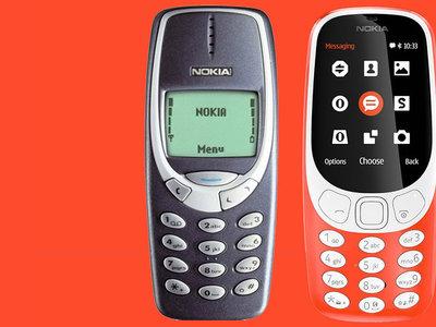 El nuevo Nokia 3310 nos gusta, pero esperamos una versión con WhatsApp e Instagram
