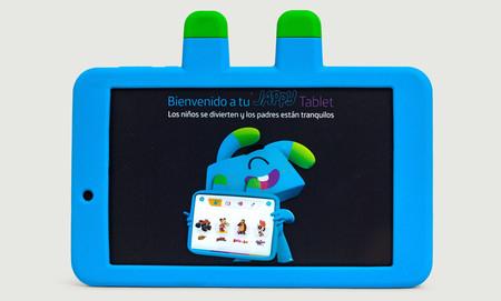 Movistar lanza JappyTablet, una tablet de 8 pulgadas para niños con la app Movistar Junior preinstalada