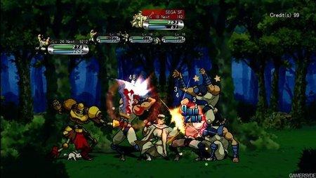¡'Guardian Heroes' llegará a XBLA en forma de remake! Uno de los pesos pesados de Treasure en imágenes