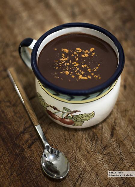 Chocolate Estilo Español