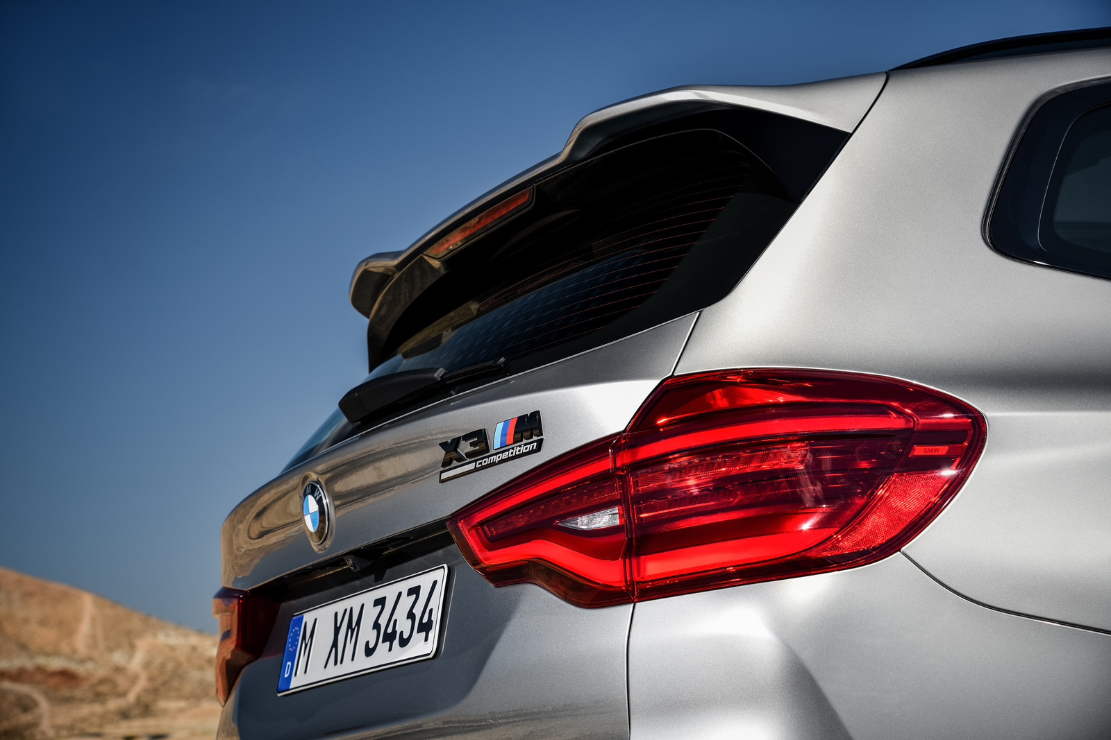 Foto de BMW X3 M 2020 (Presentación) (26/80)