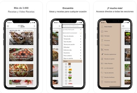 app calendario para dietas