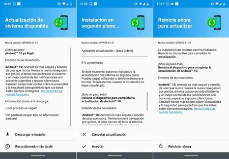 Moto G7 Plus Android 10 Actualizacion Mexico