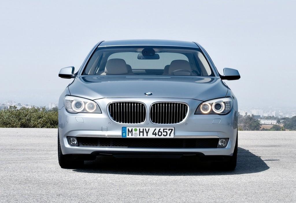 Foto de BMW ActiveHybrid 7 (2/30)
