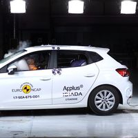 Euro NCAP deja con 5 estrellas al SEAT Ibiza y con 3 al Ford Mustang