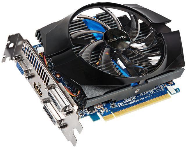 Gigabyte NVidia GTX 650