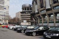 Mercedes y Saab
