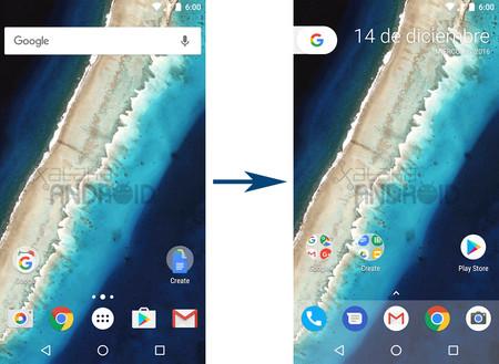 Cómo personalizar Nova Launcher 5.0 para convertirlo en Pixel Launcher