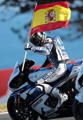 Jorge Lorenzo estará presente en la Race of Champions 2012