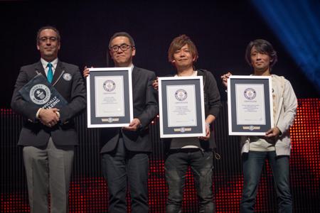 Final Fantasy se adueña de tres nuevos Récord Guinness
