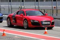Audi R8 5.2 V10 FSI, prueba (parte 3)