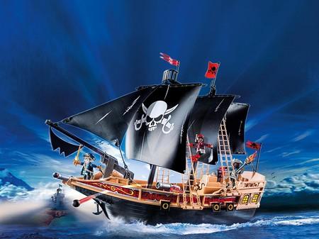 Anticiparte Amazon Pirata Navidad Puedes Con Este A Barco En De La ZkiPXu