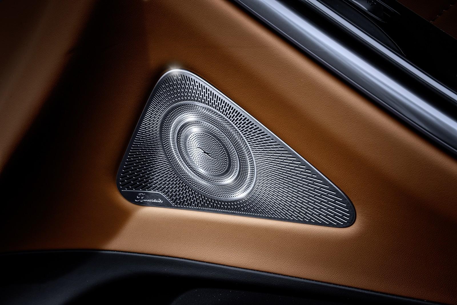 Foto de Mercedes-Benz Clase S 2021 teaser interior (10/12)