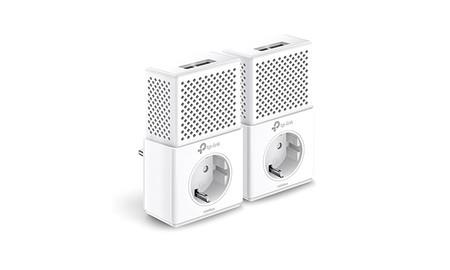 Oferta flash: el kit PLC TP-Link AV1000 TL-PA7020P KIT, hoy en Amazon sólo cuesta 54,99 euros