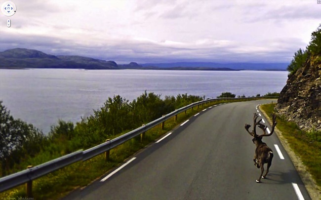 Google Street View fotos 4