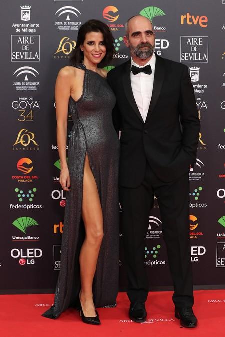 Premios Goya 2020 Luis Tosar Y Maria Luisa Mayol